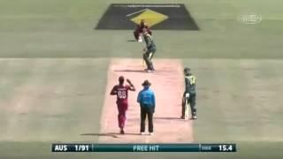 Shane Watson 122 vs West Indies ODI 2013