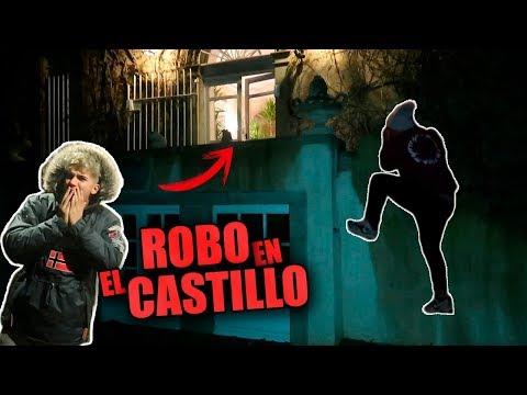 ENTRAMOS A R0BAR EN EL CASTILLO MEDIEVAL (BROMA A YOUTUBERS)