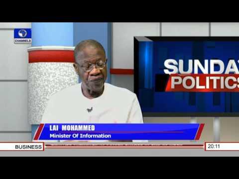 Sunday Politics: Assessing Reasons, Possible Gains In Buhari's Qatar Trip 28/02/16