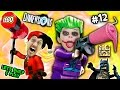 Lets Build & Play LEGO Dimensions #12: GLITCHY JOKER CHASE & ...