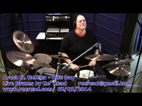 download lagu Arash Ft Helena - One Day   Drum Cover By Re` Read gratis