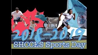 Sacred Heart Canossian College English Section---80th Anniversary Sports Day 1819 Full Version