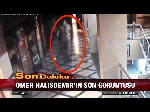 Ömer Halisdemir'in son görüntüleri - 19 Şubat 2018