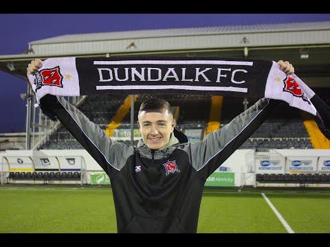 ✍ Dundalk FC sign Daniel Kelly
