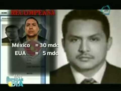 Capturan al Z 40, líder de Los Zetas, en Nuevo Laredo /cifras detrás de Miguel �ngel Treviño Morales