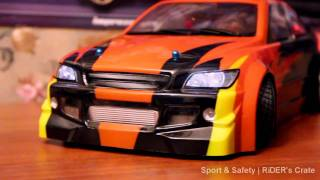 Toyta Altezza | Sport & Safety | Rc Drift Car Yokoma D-Max