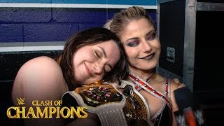 Nikki Cross & Alexa Bliss call out The IIconics: WWE Exclusive, Sept. 15, 2019