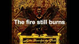 Watch Cradle Of Filth The Fire Still Burns video