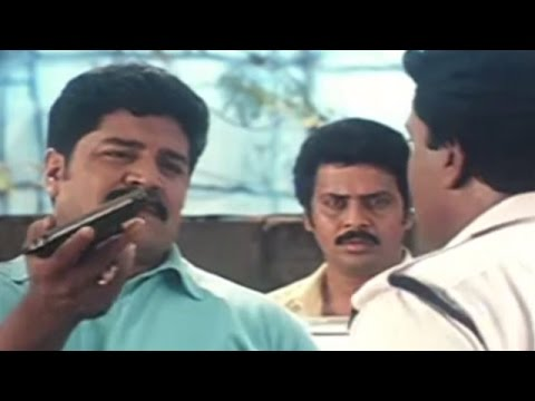 South Indian Hindi Dubbed Movie Meri Hukumat| Fake Police Comedy...