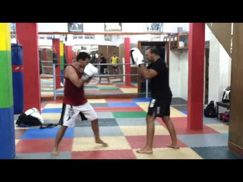 Kick Boxing Training Compilation By Mohamed Atik Image 1