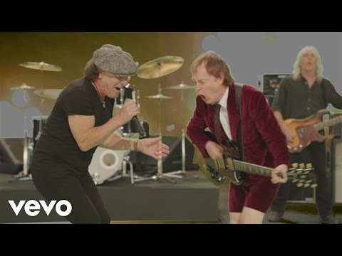[VIDEO] AC/DC presenta'Play Ball'