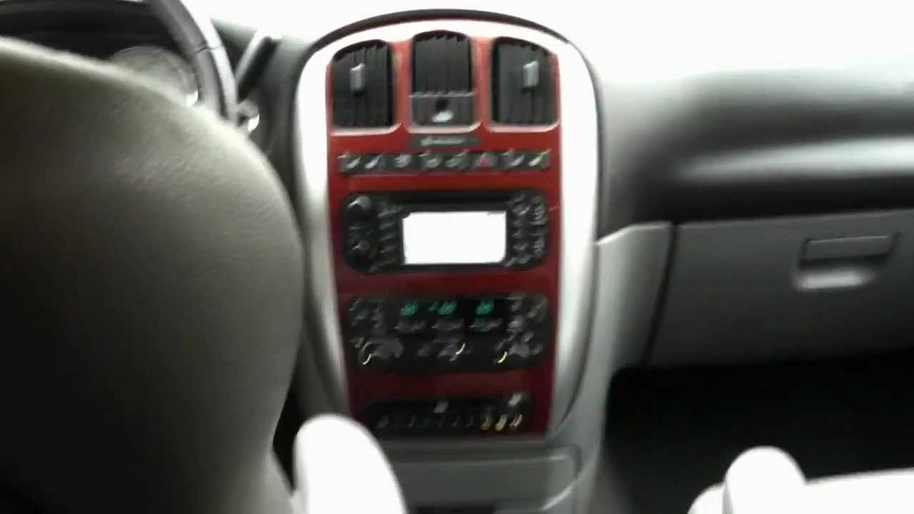 2007 Chrysler Town And Country Limited Edition In Edison