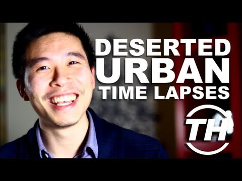 Deserted Urban Time Lapses - Remy Choo Discusses the Mystifying Stillness of an Abandoned City