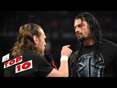 Top 10 Wwe Raw Moments: February 23, 2015 video
