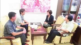 沖縄電力互助会が児童養護施設「ならさ」に寄付