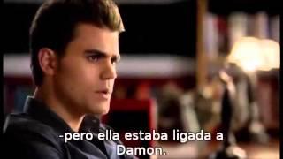 Elena confiesa sus sentimientos por Damon delante de Stefan (EP 4x10)