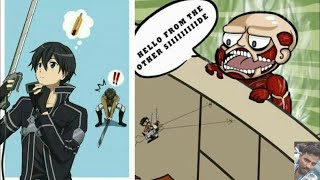 Attack on Titans Funny Memes Only Attack on Titans Fans Will Find It Funny
