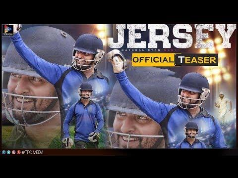 Nani's Jersey Teaser Review || Latest Telugu Movies || Telugu Full Screen