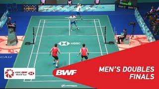 F   MD   KIM/LEE (KOR) vs KO/SHIN (KOR)    BWF 2018