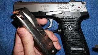 IN DEPTH REVIEW: RUGER P95 (9MM LUGER)