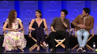 Teen Wolf cast talks about Stiles and Lydia
