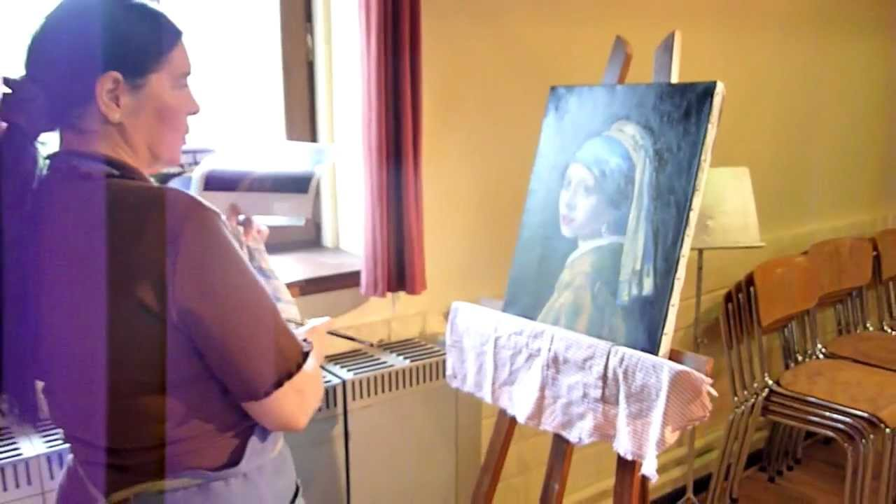 Vermeer monique biography for Biographie de vermeer
