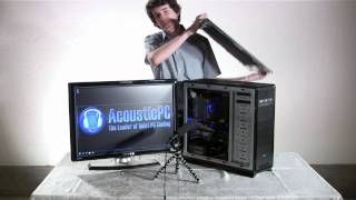 How to Build a Quiet High-Performance PC Video Overview - Part 4 - AcousticPC.com