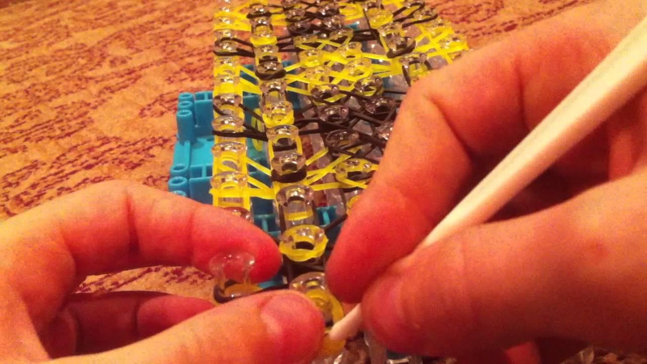 maxresdefault jpgRainbow Loom Double Starburst