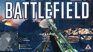 MP40 Beast - Battlefield Top Plays