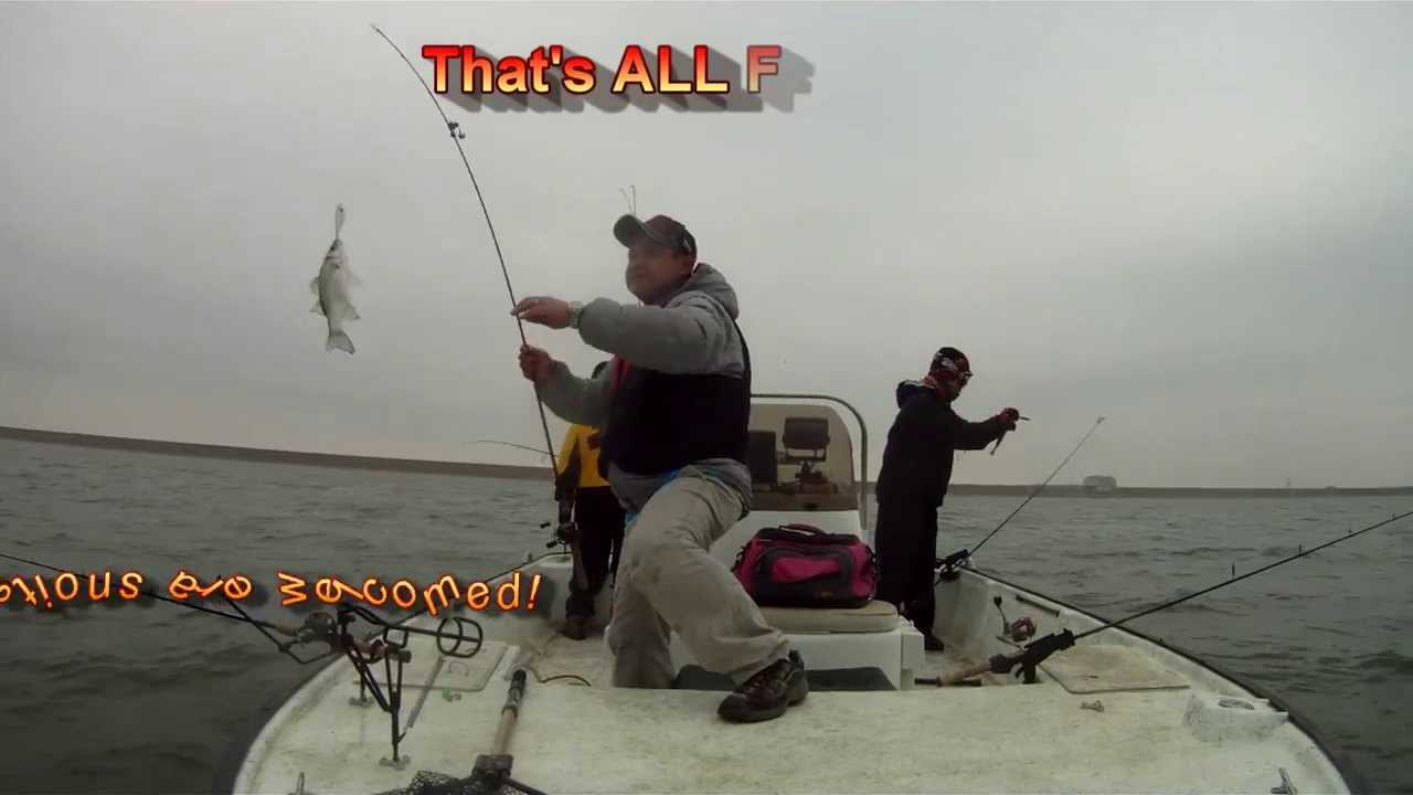Lake lewisville gopro fishing report for saturday february for Lake lewisville fishing