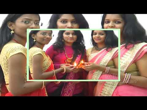 Pre Diwali Celebrations by Fashion & Interior Designing students | Instituto Design Innovation News