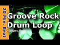 Groove Rock 90 BPM Extended Drum Loop Mix JimDooley Net mp3