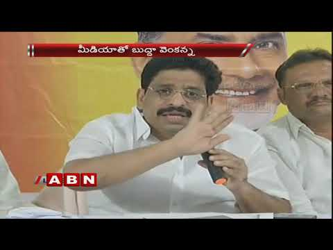 TDP MLC Buddha Venkanna slams YS Jagan and Vijaya sai Reddy