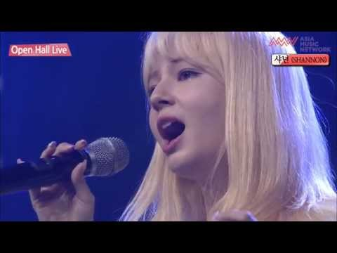 150911 Asia Music Network Shannon (샤넌) - I Have Nothing