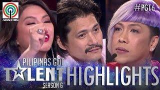 PGT 2018 Highlights: PGT Judges, nanggigil sa ipinakitang talento ni Joven