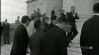 Brown v. Board of Education in PBS' The Supreme Court
