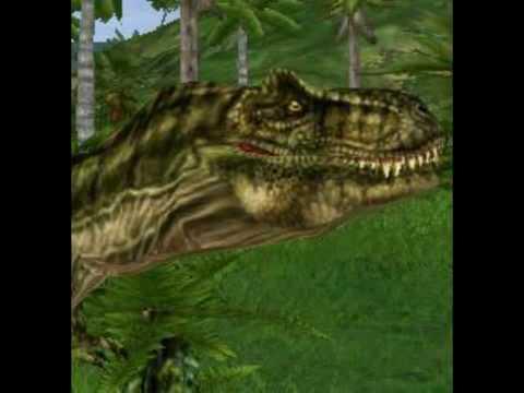 Youtube Tyrannosaurus Azteca Tyrannosaurus Rex - T-...