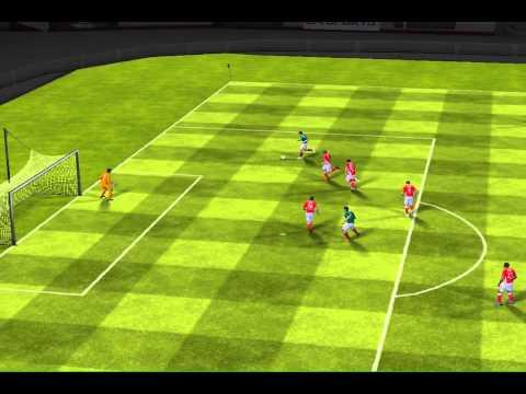 FIFA 14 iPhone/iPad - Mexico vs. Standard Liège