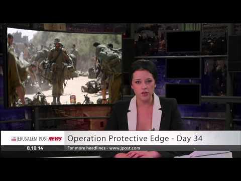 JPOST Israel News 10-8-14