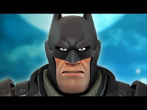 [TF2] Batman Fortress 2
