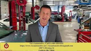 Vics Automotive   Auto Repair Service Guthrie Oklahoma