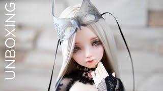BJD Fairyland Minifee Rens [Black Storm] Unboxing / Box Opening