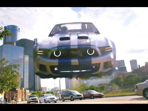 Жажда скорости (Need for Speed) — Второй русский трейлер фильма! (HD)