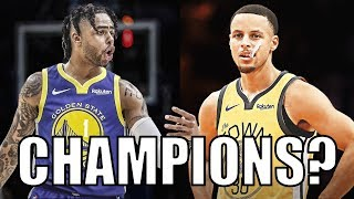 Why the Golden State Warriors Will Win the 2020 NBA Championship!