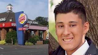 Homeless man asks Burger King worker 'What can I get for $0.50?' – The boy's response?