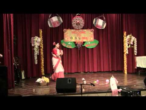 Assamese Modern Dance (soku Meli Nasaba) By Astriti (riha) Dihingia video