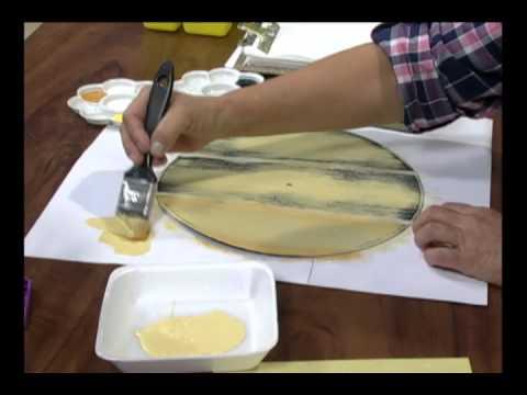 Mulher.com 08/08/2012 Ane Maria Guimarães - Pintura Reciclagem em Vinil 01