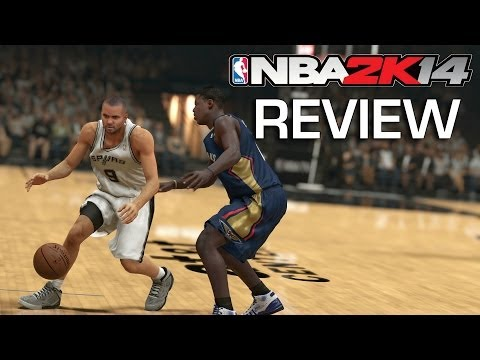 NBA 2K14 - PS4 Review