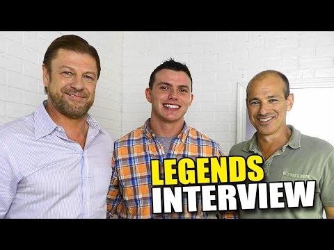 Sean Bean LEGENDS Interview