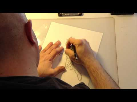 Get In Toon! How To Draw A Sci-fi Hero video